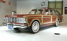 G LGB 1 24 Scale 1979 73331 CHRYSLER Le Baron Town & Country Motormax Model Car