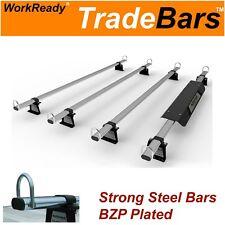 TRADE-BARS Roof Rack Bars for Renault Trafic Low Roof (2014-onward) 4 bars rack