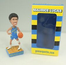 Marquette Golden Eagles Warriors Maurice Lucas Bobblehead In Box
