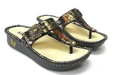 Alegria Carina Roman Thong Sandal Sz 40 EU / 10 US New In Box