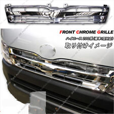 Wide-Body 1880 Front Bumper Grille k For Toyota Hiace 200 Series 3 Type 2010-13