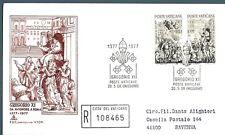 VATICANO - 1977 - 600° del del ritorno del papa Gregorio XI da Avignone a Roma
