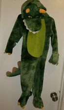 Baby Dinosaur Dragon Halloween Costume 12-18 Month Green Plush Koala Kids Euc