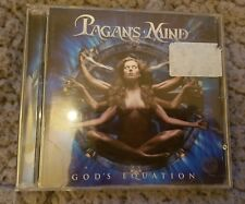 PAGANS MIND GOD'S EQUATION CD