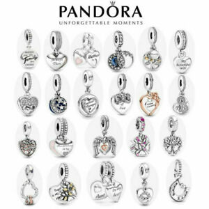 ALE S925 Genuine Silver Pandora Family & Friends Dangle Charm New With Gift Bag