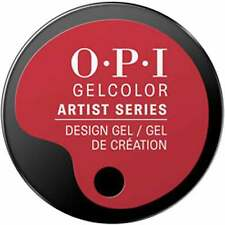 OPI Gel Color - Artist Series - Design Gel - Totally Red Up With You (GP 021) 6g