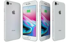 Apple iPhone 8 64GB Silver (GSM Unlocked) Phone SRB + 3 Months Free Service