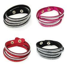 Punk Crystal Costume Bracelets