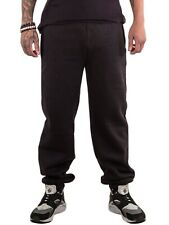 Pantalones para Hombre Pantalón de Chándal Polar Holgado Gimnasio Activewear