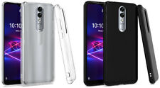 For Coolpad Legacy Brisa TPU CANDY Hard Gel Flexi Skin Case Phone Cover