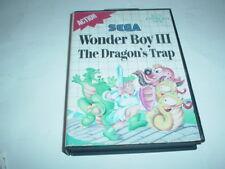 SEGA Master System - Wonder Boy III The Dragon´s Trap - 3