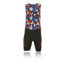 Abbiglimento sportivo da uomo aderenti multicolore taglia XL