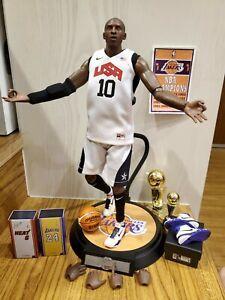 Enterbay 1/6 Kobe Bryant 2012 Olympics USA