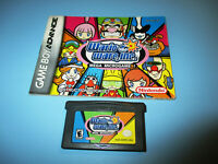 WarioWare, Inc.: Mega Microgames Nintendo Game Boy Advance SP Gameboy + Manual