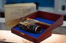 Hasselblad 2000FC/M Medium Format SLR Camera with 80mm F/2.8 Lens (Gold 100th)