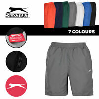 Slazenger Woven Sports Mens Shorts Gym Running Charcoal [7 Colours] S - 3XL 4XL