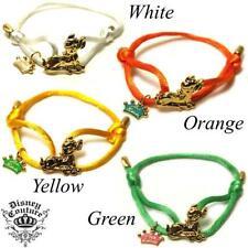 Disney Couture Bambi Green Silk Adjustable Bracelet~Collectible!*Rar e/New!*$15