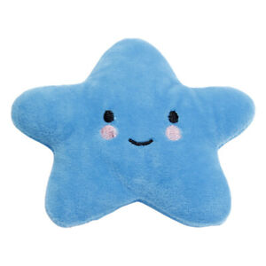Pet Chew Toy Dog Puppy Squeaky Play Soft Cute Plush Sound Teeth Toys-