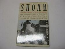 Shoah - An Oral History Of The Holocaust by Claude Lanzmann