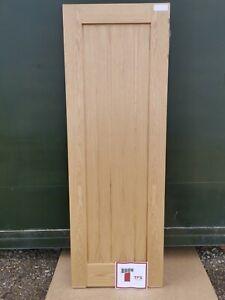 DIE7240 Howdens Genoa Oak Prefinished 2'3 Int. Hardwood Door