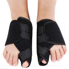 2 X Big Toe Hallux Valgus Corrector Bunion Splint Straightener Relief Foot Pain