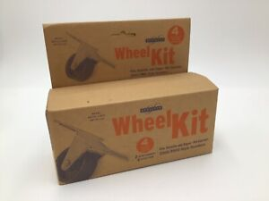Wheel Kit Fits Stylette and Espre 2900 / 3900 Series Carriers Ensemble