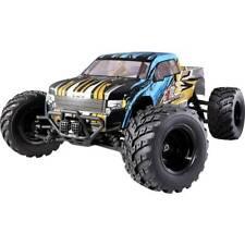 Reely Brushed 1:10 XS RC Einsteiger Modellauto Elektro Monstertruck Allradantrie