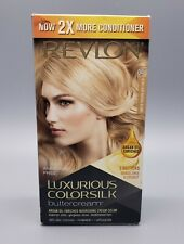 Revlon Luxurious Colorsilk Buttercream 04N Ultra Light Natural Blonde Hair Dye