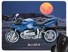 Tapis De Souris Avec Moto motif : BMW modèle REPOSE-POIGNETS BIKE