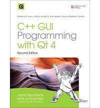 C++ GUI Programming with Qt4 (2nd Revised edition)  BOOK NEW