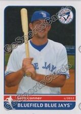 2012 Bluefield Blue Jays Complete Team Set Toronto Minor League