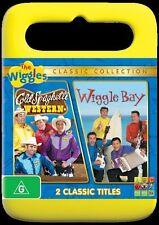 The Wiggles -  Cold Spaghetti Western / Wiggle Bay (DVD, 2011)