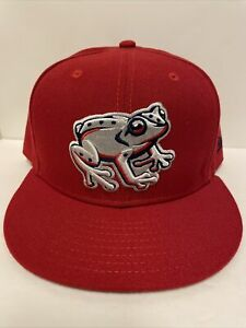 Lehigh Valley Iron Pigs Coquis Copa Hat New Era 59fifty Size 7 5/8 Mens