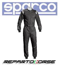 Tuta Kart SPARCO Track Ks1 Nera Non omologata Taglia S Karting Suit no Cikfia