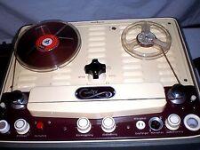 Traum VERY RARE PHONOREX Sammler Vintage Profi Tonbandgerät TUBE 19/38cm/s TOPZU