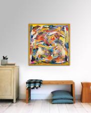 Modern Art, contemporary Wall Decor, Abstract Acrylic Painting,FETUS buyart