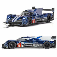 SCALEXTRIC Slot Car C4033 Ginetta G60-LT-P1 Le Mans 2018