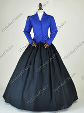 Victorian Dickens 2Pc Suit Dress Riding Habit Theatrical Clothing Wear 166 Xxl