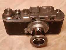 Zorki  is a Soviet rangefinder. lens industar - 22 № 329289