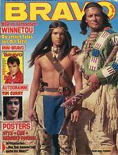 BRAVO 1980 Nr. 18: Winnetou/AC/DC/Nina Hagen/Tim Curry/Tom Petty/Secret Service