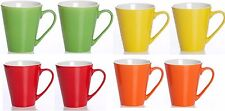 Ritzenhoff & Breker Of Germany Bright Coloured Mugs set of 2