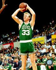 Larry Bird Boston Celtics 8 X 10 Photo AADL024