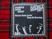 Spencer Davis Group Gimme some lovin & Keep on running '7'  washed / gewaschen