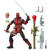 "6"" Deadpool Marvel Legends X-Men Action Figure Halloween Collection Toys Gift"