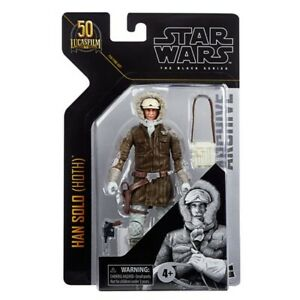 Star Wars The Black Series Archive Han Solo (Hoth) *New*