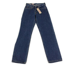Levis Mens Jeans 550 Relaxed Straight Blue Sz 31x34