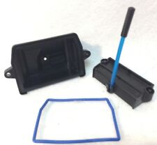 New Traxxas TRA7724 Sealed Receiver Box Wire Cover and Foam Pad X-Maxx