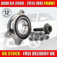 Audi A4 B8 Front Hub Wheel Bearing Kit 2008-2015 2.0 TDI FSI & 3.0 TDI QUATTRO