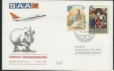 RSA 1986 FFC Zurich to Johannesburg 4