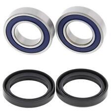 for 01-08 Suzuki RM250 Front Pivot Works Wheel Bearing and Collar Kit